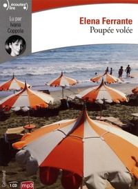 Elena Ferrante - Poupée volée. 1 CD audio MP3