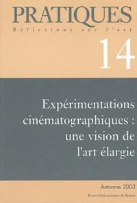 Jean Lauxerois et Theodor W. Adorno - Pratiques N° 14 Automne 2003 : Expérimentations cinématographiques : une vision de l'art élargie.