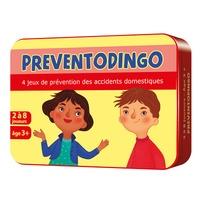 SODIS - Prevento dingo. 4 jeux de prévention des accidents domestiques