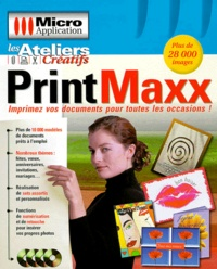 Micro Application - Print Maxx. - 4 CD-ROM.