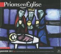 Benoît Gschwind - Prions en Eglise grand format N° 289, Janvier 2011 : .