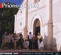 Benoît Gschwind - Prions en Eglise petit format N° 225, Septembre 20 : .
