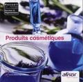 AFNOR - Produits cosmétiques. 1 Cédérom