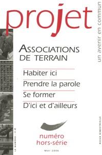 Hervé Vieillard-Baron et Bertrand Hériard Dubreuil - Projet Hors-Série, Mai 2006 : Association de terrain.