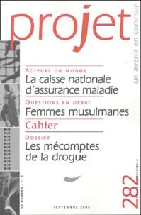 Pierre Martinot-Lagarde - Projet N° 282, Septembre 20 : Les mécomptes de la drogue.