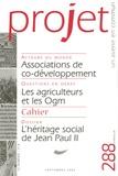 Pierre Martinot-Lagarde et Jean-Yves Calvez - Projet N° 288 : .