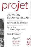 Bertrand Cassaigne et Christian Baudelot - Projet N°305 : Jeunesses, l'avenir au présent.