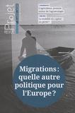 Jean Merckaert - Projet N° 335, août 2013 : Migrations : quelle autre politique pour l'Europe ?.