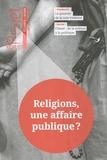 Jean Merckaert - Projet N° 342, octobre 2014 : Religions, une affaire publique ?.