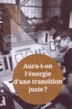 Jean Merckaert - Projet N° 344, Février 2015 : Aura-t-on l'énergie d'une transition juste ?.