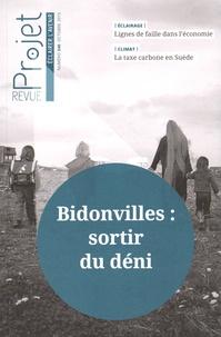 Jean Merckaert - Projet N° 348, Octobre 2015 : Bidonvilles : sortir du déni.
