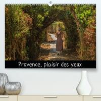 Michel Angot - Provence, plaisir des yeux (Calendrier supérieur 2020 DIN A2 horizontal) - Un certain regard sur la variété des paysages et la flore de Provence (Calendrier mensuel, 14 Pages ).