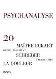 Marie-Claude Lambotte - Psychanalyse N° 20, Janvier 2011 : .