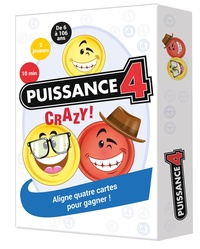 Olivier Gay - Puissance 4 - Crazy !.