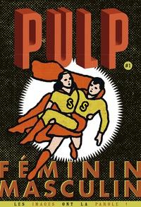 Christian Demilly - Pulp N° 1 janvier février : Féminin / Masculin.