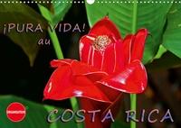 Andreas Schoen - CALVENDO Nature  : ¡Pura Vida!  au Costa Rica (Calendrier mural 2021 DIN A3 horizontal) - Costa Rica - un pays merveilleux avec une nature magnifique (Calendrier anniversaire, 14 Pages ).