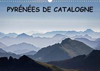 Guilhem Manzano - Pyrénées de Catalogne (Calendrier mural 2020 DIN A3 horizontal) - Paysages des Pyrénées catalanes (Calendrier mensuel, 14 Pages ).