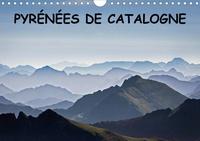 Guilhem Manzano - Pyrénées de Catalogne (Calendrier mural 2020 DIN A4 horizontal) - Paysages des Pyrénées catalanes (Calendrier mensuel, 14 Pages ).