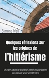 Simone Weil - Quelques réflexions sur les origines de l'hitlérisme - Les origines culturelles de la montée des extrêmes en Europe analysées par la philosophe Simone Weil (1909-1943).