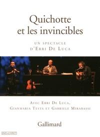 Erri De Luca - Quichotte et les invincibles - DVD + livret.