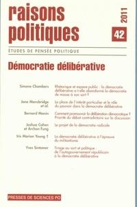 Yves Sintomer et Julien Talpin - Raisons politiques N° 42, 2011 : Démocratie délibérative.