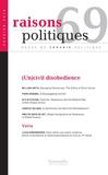 Collectif - Raisons politiques N° 69 : .