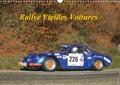 Patrick Cannaux - Rallye Vieilles Voitures (Calendrier mural 2020 DIN A3 horizontal) - Rallye voitures des années 80 (Calendrier mensuel, 14 Pages ).
