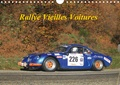 Patrick Cannaux - Rallye Vieilles Voitures (Calendrier mural 2020 DIN A4 horizontal) - Rallye voitures des années 80 (Calendrier mensuel, 14 Pages ).