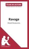 Claire Cornillon - Ravage de René Barjavel - Fiche de lecture.