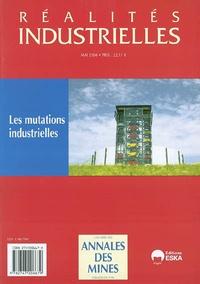 Michel-Louis Levy - Réalités industrielles Mai 2004 : Les mutations industrielles.