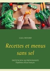 livre recette sans sel