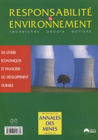Responsabilité & environnement N° 50, Avril 2008.pdf