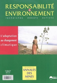 Responsabilité & environnement N° 56, Octobre 2009.pdf