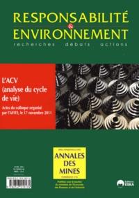Responsabilité & environnement N° 66, Avril 2012.pdf