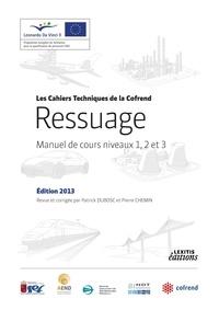 Cofrend - Ressuage manuel de cours niveaux 1, 2 et 3.