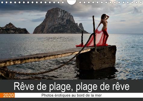 Rêve de plage, plage de rêve (Calendrier mural 2020 DIN A4 horizontal). Photos érotiques au bord de la mer (Calendrier mensuel, 14 Pages )