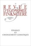 AEF - Revue d'économie financière N° 117, Mars 2015 : Changement climatique et finance durable.