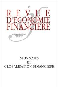 AEF - Revue d'économie financière N° 119, Septembre 20 : Monnaies et globalisation financière - Volatilité ou stabilité ?.