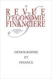 Thierry Walrafen - Revue d'économie financière N°122, juin 2016 : Démographie et finance.