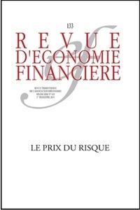 AEF - Revue d'économie financière N° 133, 1er trimestr : Le prix du risque.