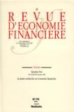 Jérôme Blanc et  Collectif - Revue d'économie financière N° 49 : Amartya sen - La jeune recherche en économie financière.