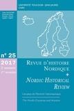 Maurice Carrez et Jean-Marc Olivier - Revue d'histoire nordique N° 25, 2e semestre 2 : Les pays du Nord et l'aéronautique.
