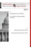 Collectif - Revue de Droit Henri Capitant N° 8 : .