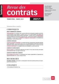 LGDJ - Revue des contrats N° 1/2021 : .
