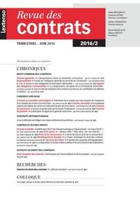 Revue des contrats N° 2-2016.pdf