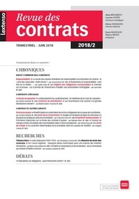 Revue des contrats N° 2, 2018.pdf