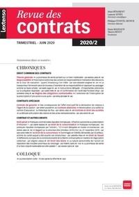 LGDJ - Revue des contrats N° 2, 2020 : .