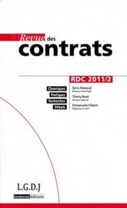 Revue des contrats N° 2, Avril 2011.pdf