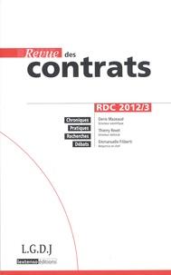 Revue des contrats N° 3, Juillet 2012.pdf