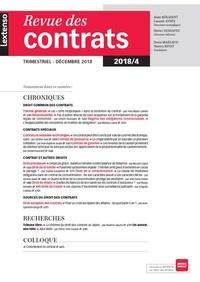 Revue des contrats N° 4, janvier 2019.pdf